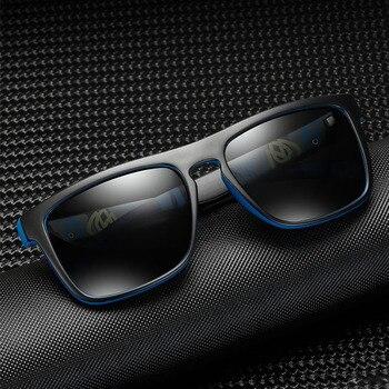 Classic Men Polarized Sunglasses Brand Designer Driving Sun Glasses For Men Retro Square Glasses UV400 Shades Eyewear 2