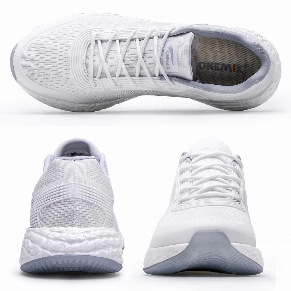 e0310b55 ... ONEMIX 2018 energy спортивная обувь для мужчин высокие-технологичные  кроссовки энергия падение марафон бег супер ...