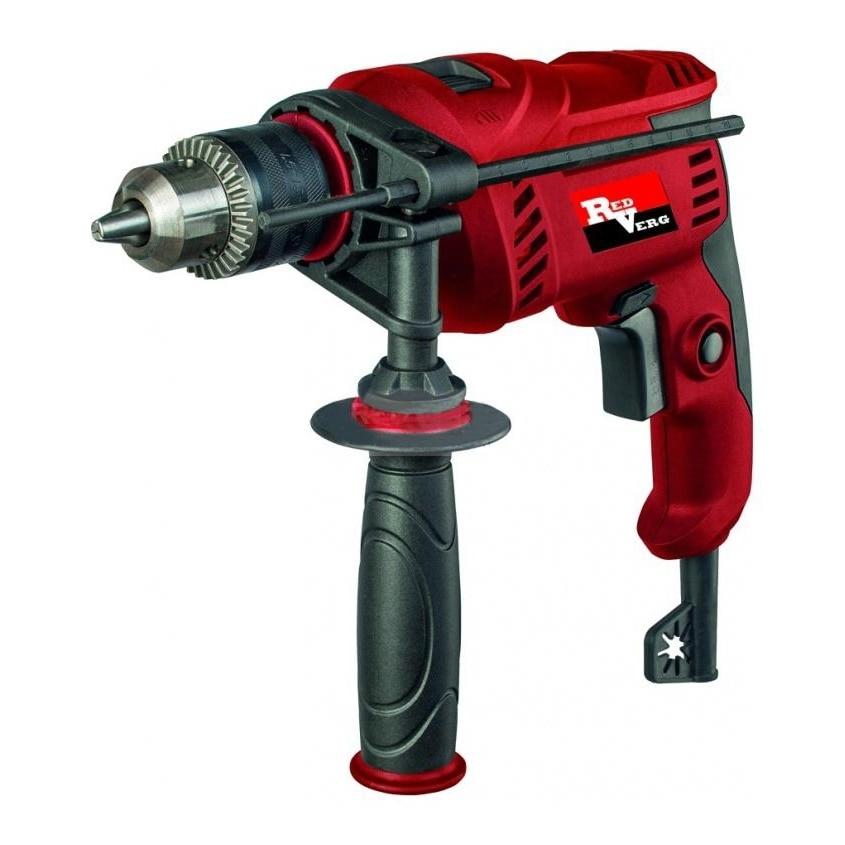 Impact drill RedVerg RD-ID550 redverg rd id550