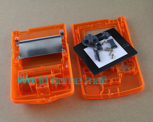 Image 4 - 5 colors Full Housing Shell Case Cover Replacement For Nintendo GBC Gameboy Color Console