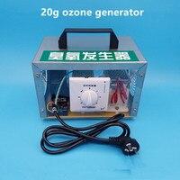 20g ozongenerator ozon desinfectie naast formaldehyde geur luchtreiniger