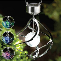 Garden Decoration Courtyard Lights Solar LED Night Colorful Lights Solar Charging Holiday Light