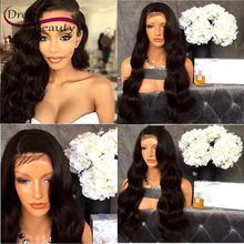 Unprocessed 150% Density Brazilian Full Lace Wigs Bleached Knots Virgin Human Hair Glueless Lace Front Wigs With Combs And Strap