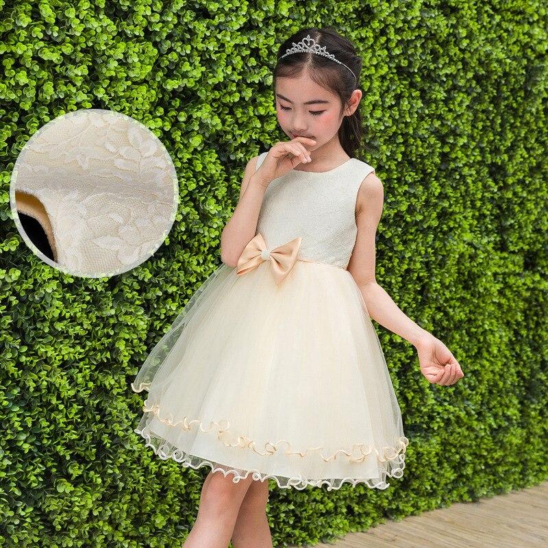 2019 Vestido de fiesta para niñas de verano Vestidos de princesa - Ropa de ninos