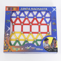 10 Sets Construction Building Blocks Toys DIY 3D Magnetic Designer Educational Bricks Child Kids DIY Blocks Magnet Toy
