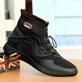 Мужская Ботильоны Zapatilla Deporte Chaussures Корзины Zapatos де Baloncesto Повседневная Спорт Плоские Дышащие Высокие Вершины Обувь Для Мужчин