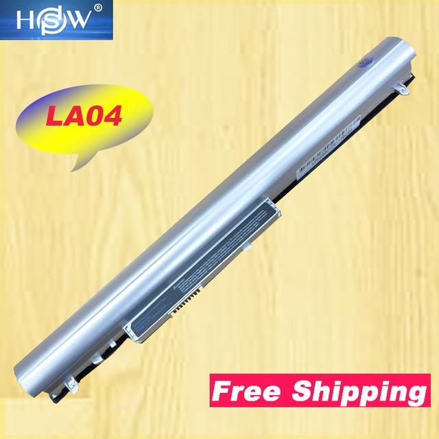 HSW Battery For HP LA04 LA04041 HSTNN YB5M Pavilion TouchSmart 14 15 F3B96AA HSTNN UB5M HSTNN UB5N 728460 001 HSTNN Y5BV