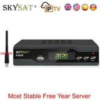 [Chính hãng] SKYSAT S2020 Thu Vệ Tinh Chỉnh Đôi IKS SKS ACM IPTV M3U H.265 Ổn Định Nhất Máy Chủ Full HD Kênh SKYSAT S2020