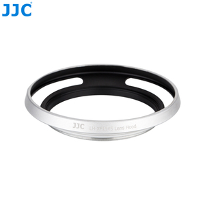 Image 3 - JJC cámara de anillo adaptador 52mm parasol de lentes de metal para Fujifilm X T100 XC15 45mm F3.5 5.6 io PZ lente