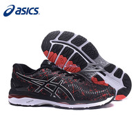 2019 Original ASICS GEL KAYANO Night Running Athletic Men Shoes Unisex 40 45 Size Sport Shoes Men Running Shoes Sneakers Men