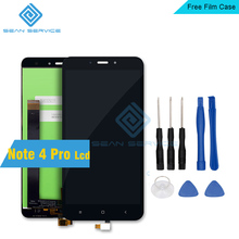 For Xiaomi Redmi Note 4 Pro Prime LCD lcds Display+Touch Digitizer Assembly Replacement +Tools 1920X1080 5.5inch