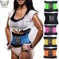Entrenador cintura cintura corsés shapers hot body adelgaza la correa Que Adelgaza la Ropa Interior fajas fajas Equipo