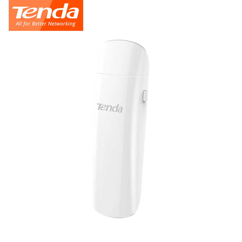 Tenda U12 AC1300Mbps אלחוטי Wifi USB מתאם כרטיסי רשת, dual-Band 2.4G/5.0 GHz WiFi USB רשת, USB 3.0, Gigabit נתב