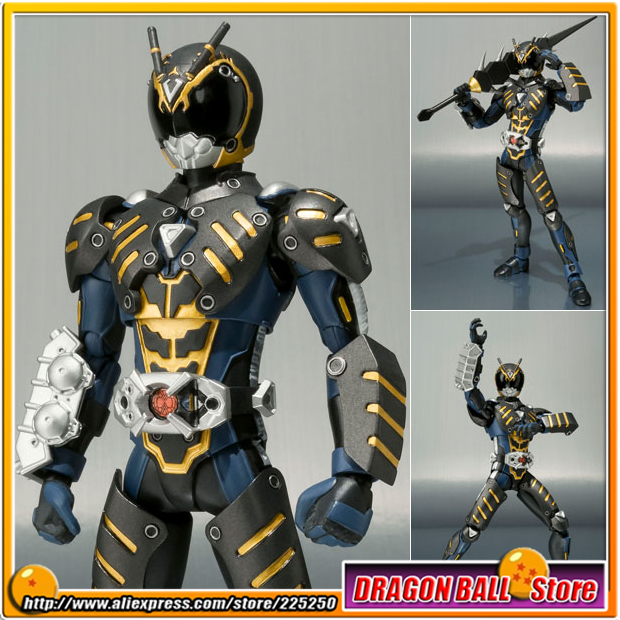 Japan Kamen Masked Rider Ryuki Original BANDAI Tamashii Nations SHF/ S.H.Figuarts Toy Action Figure - Alternative Zero 100% original bandai tamashii nations s h figuarts shf action figure raia from masked rider ryuki