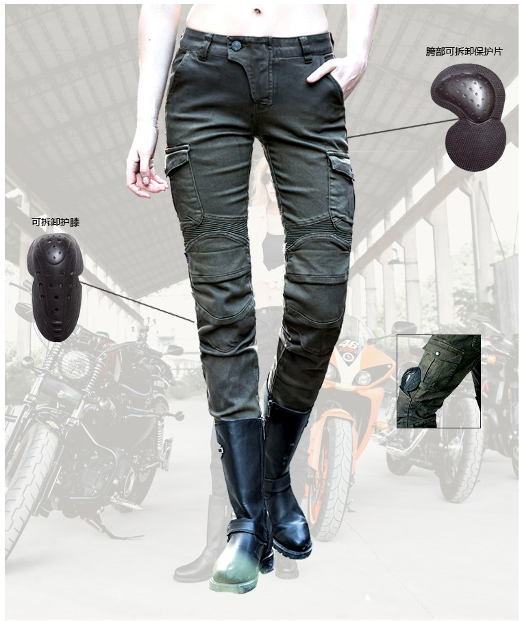 2016 Time-limited Special Offer Pantalones Motocicleta Hombre Duhan Uglybros Motorpool Ubs06 Jeans Motorcycle Riding Pants Army 2016 hot sale limited duhan motorcycle riding pants uglybros men s casual jeans highway motorcycle riding fashion personality