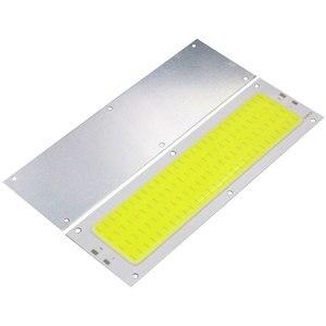 Image 4 - Sumbulbs 120x36MM 1300LM Ultra Bright LED Light Source 12V 12W COB Lamp for 12V Lights DIY Waterproof LED Chip Module Bulb Strip