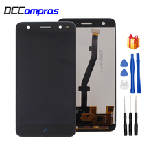 For ZTE Blade V7 Lite LCD Display Touch Screen Digitizer Assembly Replacement For ZTE V7 Lite Phone Parts Free shipping Tools цена и фото