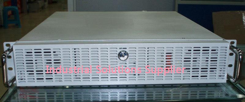 2U Server Computer Case White New new industrial computer case 2u server computer case pc power supply length 43