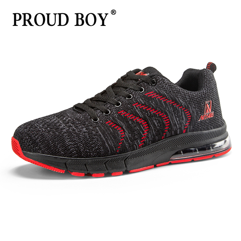 Hot sale 2018 New Trend Running Shoes Men Sneakers Breathable Mesh Shoes Eva man's Sport Runing Shoes air cushion cushioning