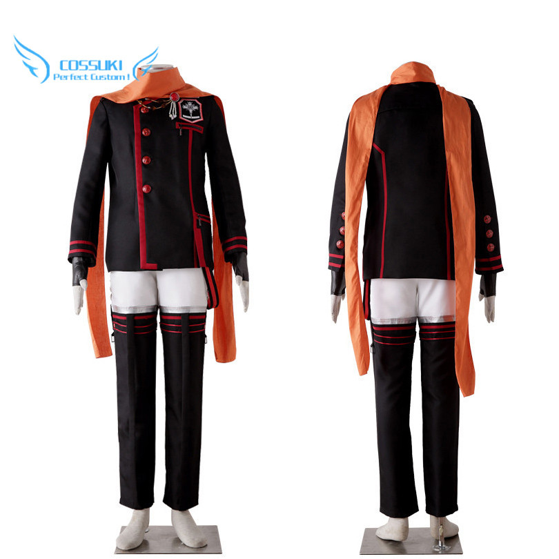 D Gray Man Lavi Cosplay Costume Stage Performence Clothes Perfect Custom for You