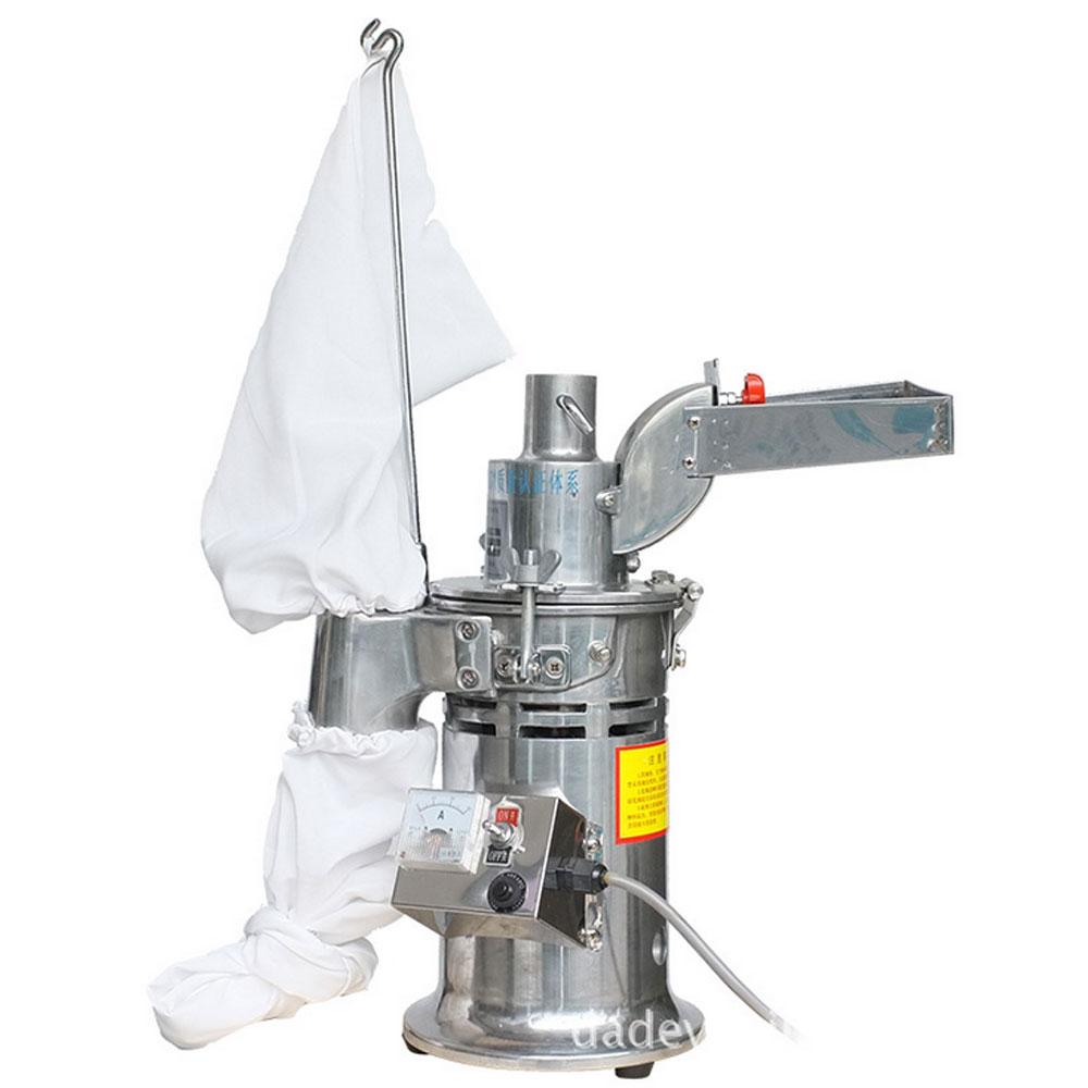 Professional Grinder Herbal Pulverizer Continuous Feed Mills,Ultrafine Powder Machine,Grains Grinding Machine,Herb Mincers Мельница