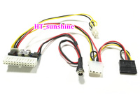 5PCS LOT Hot Sale And High Quality DC 12V 160W 24Pin Pico ATX Switch PSU Car