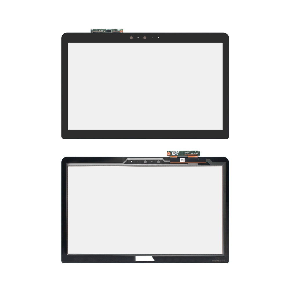 15.6 FP-ST156SI026BKM-01X Touch screen digitizer front glass for ASUS Q534 Q534U Q534UX touch screen digitizer glass for asus vivobook v550 v550c v550ca tcp15f81 v0 4