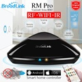 New Broadlink RM Pro RM2 Universal Intelligent controller,Smart home Automation,WIFI+IR+RF Switch remote control VIA IOS android