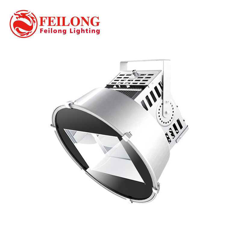 Free shipping CE, FCC, RoHS approved 300W LED Floodlight MW Driver 5year warranty