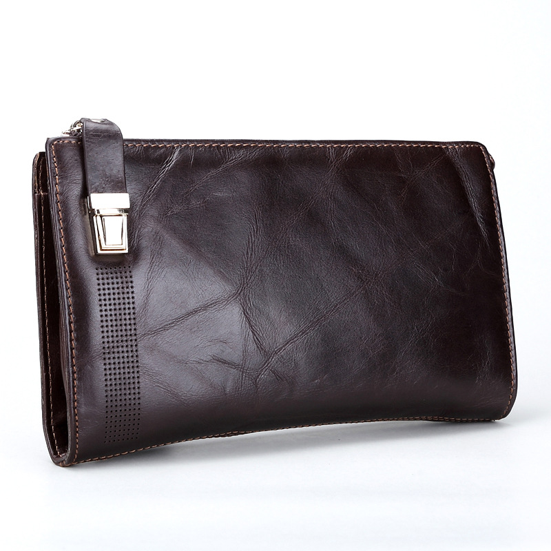 High-capacity 100% Top Genuine Cowhide Leather High Quality Men Long Wallet Coin Purse Vintage Designer Male Clutch Bag Wallets vintage genuine leather wallets men fashion cowhide wallet 2017 high quality coin purse long zipper clutch large capacity bag