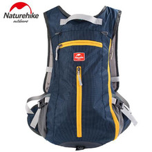 Naturehike Cycling Bicycle Riding Backpack 15L Waterproof Breathable MTB Mountain Road Bag