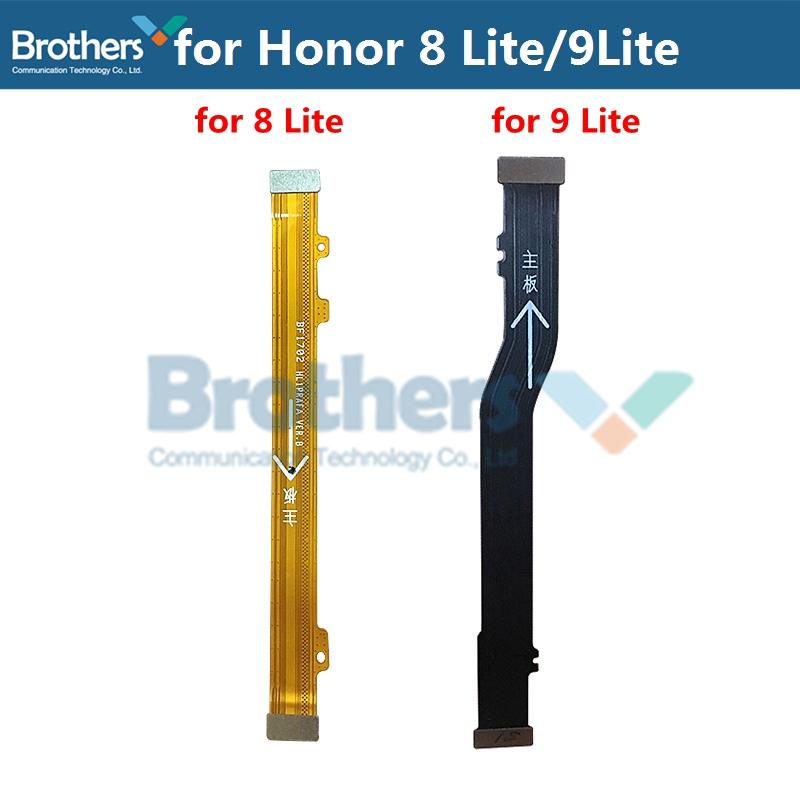 <font><b>Motherboard</b></font> Flex Cable Flex for <font><b>Huawei</b></font> <font><b>Honor</b></font> 8 <font><b>Lite</b></font> <font><b>9</b></font> <font><b>Lite</b></font> Mainboard Flex Cable Ribbon for <font><b>Honor</b></font> <font><b>9</b></font> <font><b>Lite</b></font> Connect LCD Relacement image