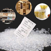 200pcs/Lot Silica Gel Sachets Desiccant Pouches Drypack Ship Drier for room closet cabinet shoe cloth drying tools