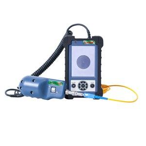 Image 2 - 400X увеличительный зонд для осмотра фото и видеосъемки, датчик и дисплей для осмотра оптоволокна, инспектор оптоволокна с четырьмя наконечниками