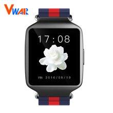 Vwar bluetooth smart watch suporte previsão lembrar de beber água para ios android phone monitor de sono pk kw88 kw18