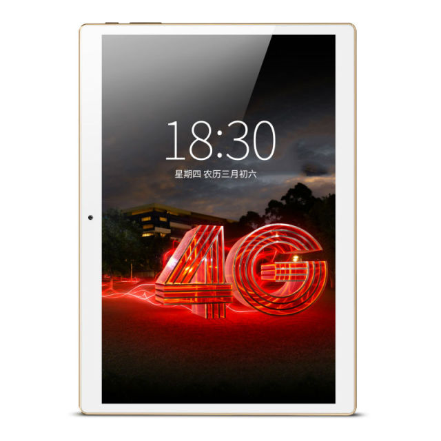 10.1inch 1280*800 Onda V10 4G Phone Call Tablet PC MTK6735 Quad Core 1GB RAM 16GB ROM GPS Dual SIM Card Dual Standby Bluetooth