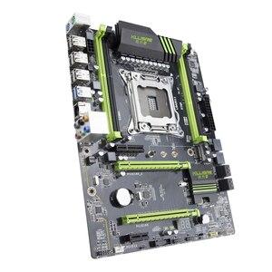 Image 2 - Kllisre X79 motherboard set with Xeon E5 2650 V2 LGA 2011 support DDR3 ECC REG memory ATX USB3.0 SATA3 PCI E NVME M.2 SSD