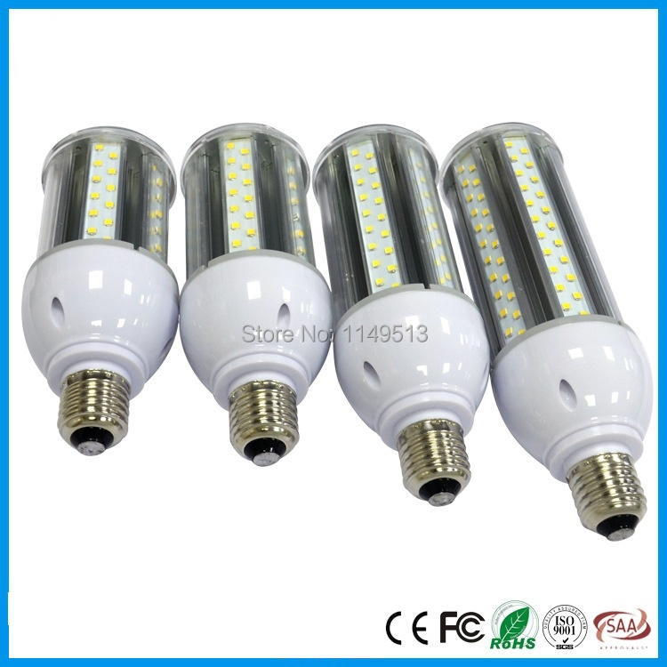 DC12v 24V LED corn light bulb E27 E40 E26 E39 solar led street light 12w 16w 20w 24w SMD2835 led garden lamp in LED Bulbs Tubes from Lights Lighting