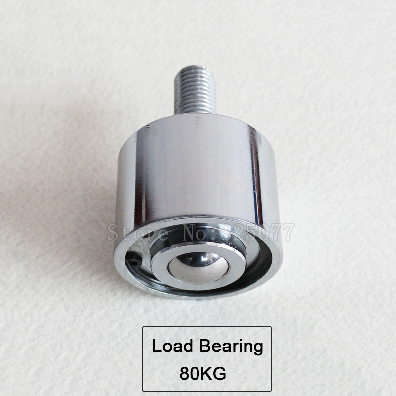 2PCS Precision type universal ball/caster/wheel, load bear 80kg, use downward ball with bearing/M12 screw JF1358 lefard сервиз beryl 500 мл page 4