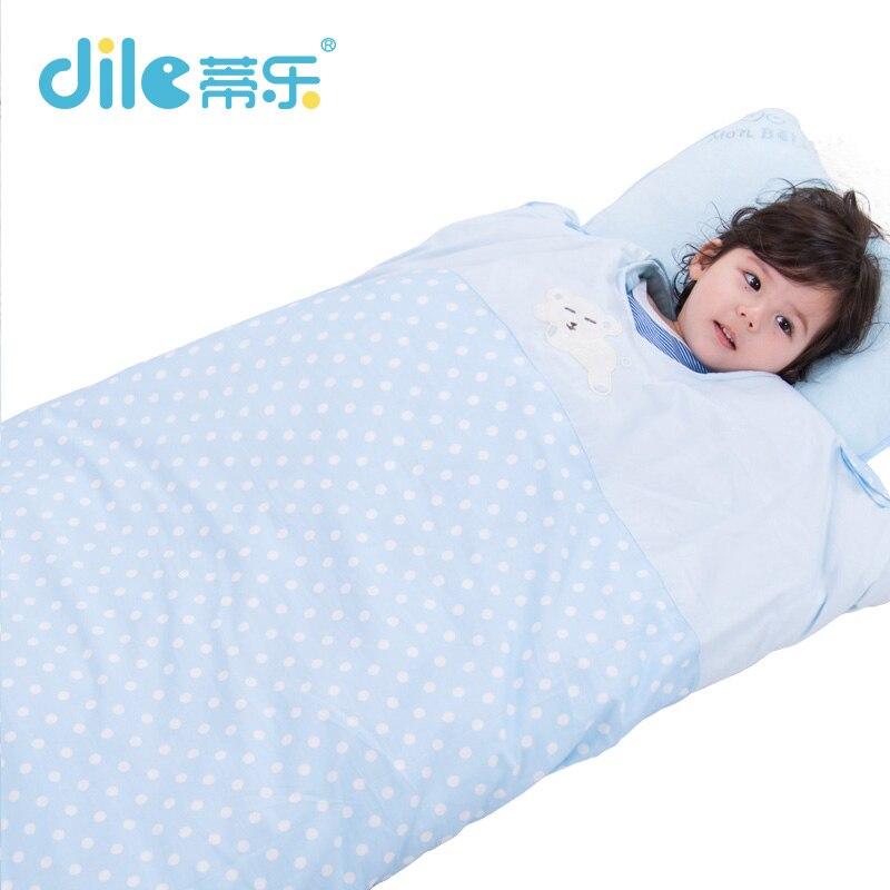 New Baby Sleeping Bag Soft Cotton Autumn Child Sleep Suit U collar Baby Sleepsacks Dogs Clothes Autumn Winter sleeping dogs