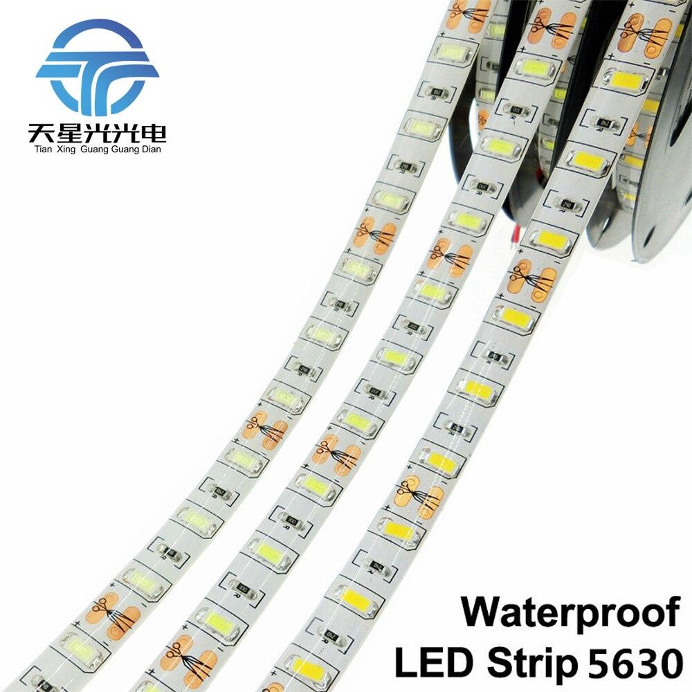 500m 100 Rollos SMD 5630 led tira led 12V 90leds / m envío gratis - Iluminación LED