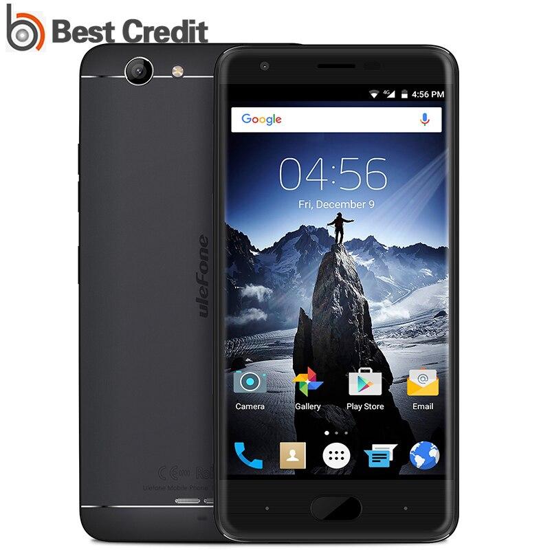 """bilder für Ulefone U008 Pro Handys MT6737 Quad Core 1,3 GHz 16G ROM 2G RAM Android 6.0 Smartphone 4G LTE Handy 5,0 """"HD 3500 mAh"""