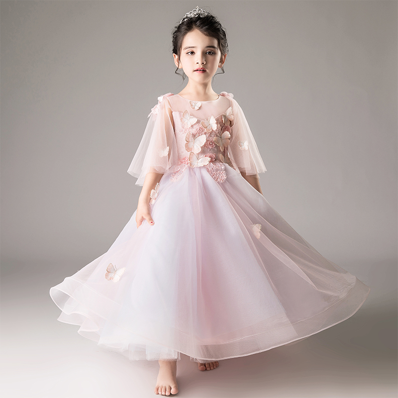 2018 winter cute lace princess baby girls dress princess white pink children girl kids infant tutu dresses hyperset hd 4008