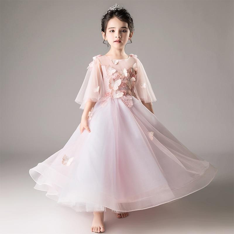 2018 winter cute lace princess baby girls dress princess white pink children girl kids infant tutu dresses airline pa 300 01