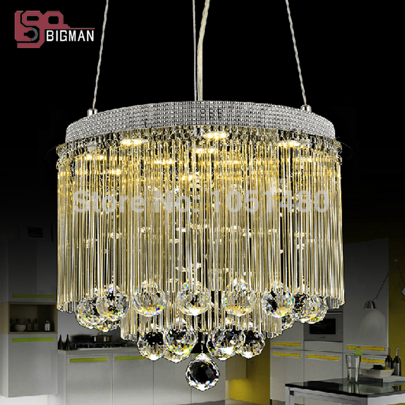 Hot Sales Hanging Crystal Chandelier Light Modern Lustre