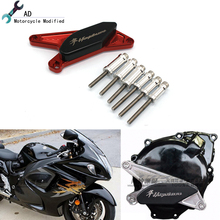 Engine Guard 2017 2016 for Suzuki gsxr 1300 hayabusa Frame Sliders Falling Protection Crash Pads g sxr1300 Motorcycle Accessory