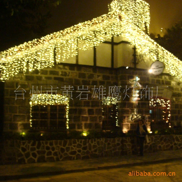 Christmas Light Spotlight