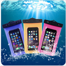 Waterproof Diving Bag For Mobile Phones Underwater Pouch Case For iphone 4s 5s 5c 6 6plus