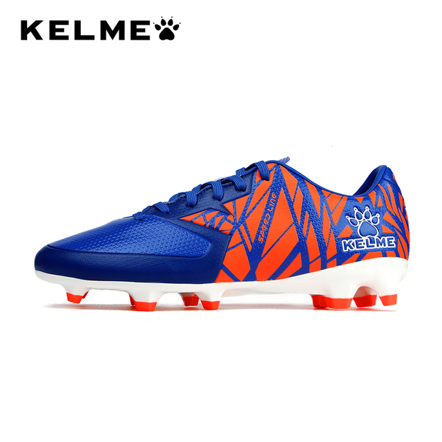 d85d96ee0 KELME Kids  Sneakers Series Boys Girls Soccer Shoes Children AG   TF  Outdoor Football Professional Training Sports Shoes K97C