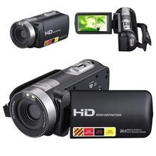"""1080 P Cámara Digital de Visión Nocturna de la Videocámara DV DVR 3.0 """"LCD de 16x de Zoom"""